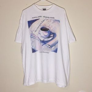 Vintage 1990s Fabric Art Mabel G. Smith T-Shirt